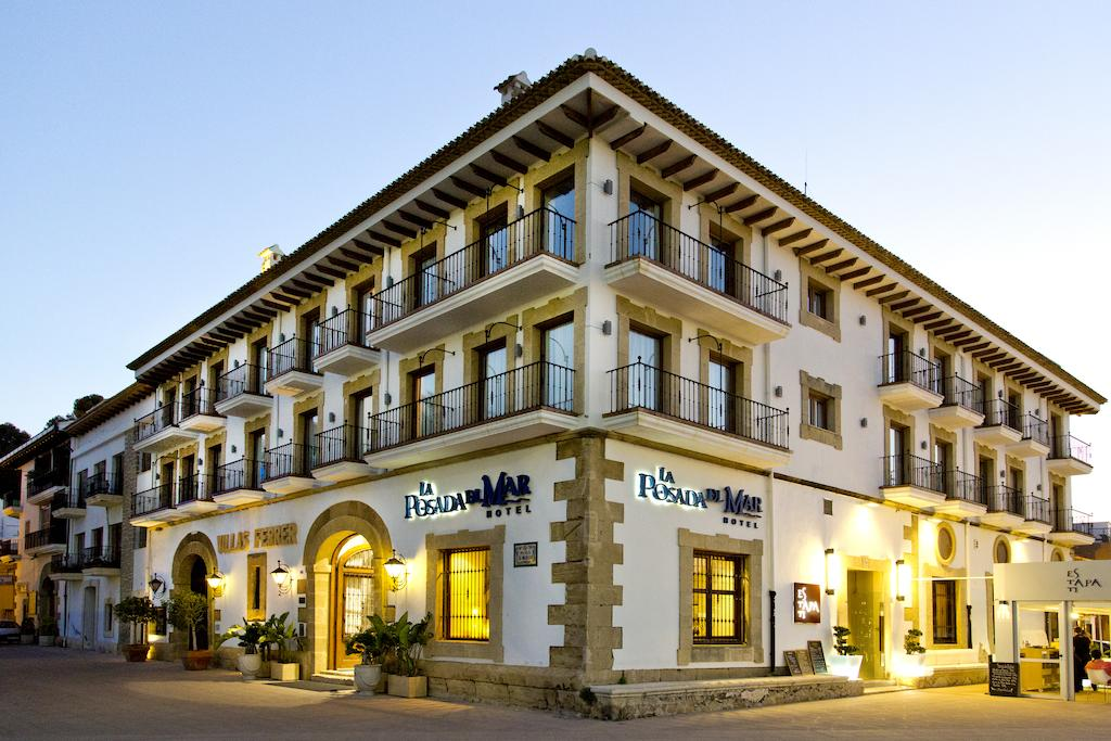 boutique hotels costa blanca posada del mar
