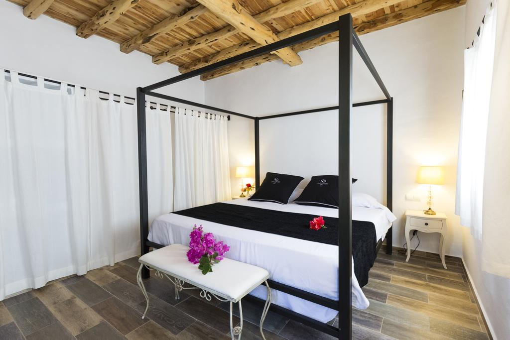 boutique hotels ibiza can guillem room