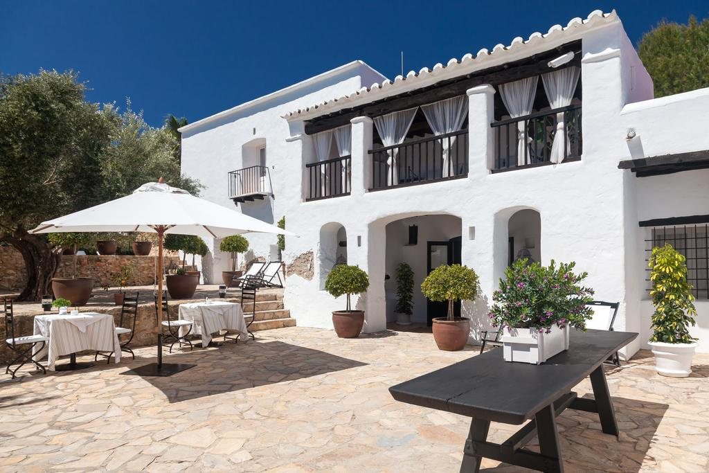 boutique hotels ibiza can guillem
