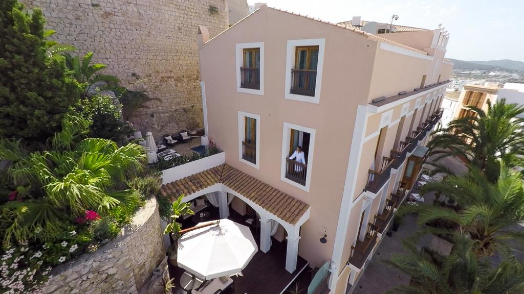 boutique hotels ibiza mirador dalt vila