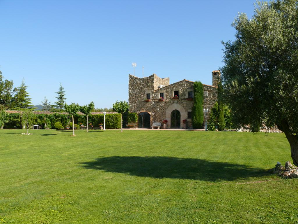 medieval villages of the Emporda can mateu