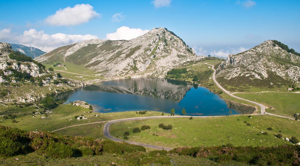 routes picos de europa covadonga