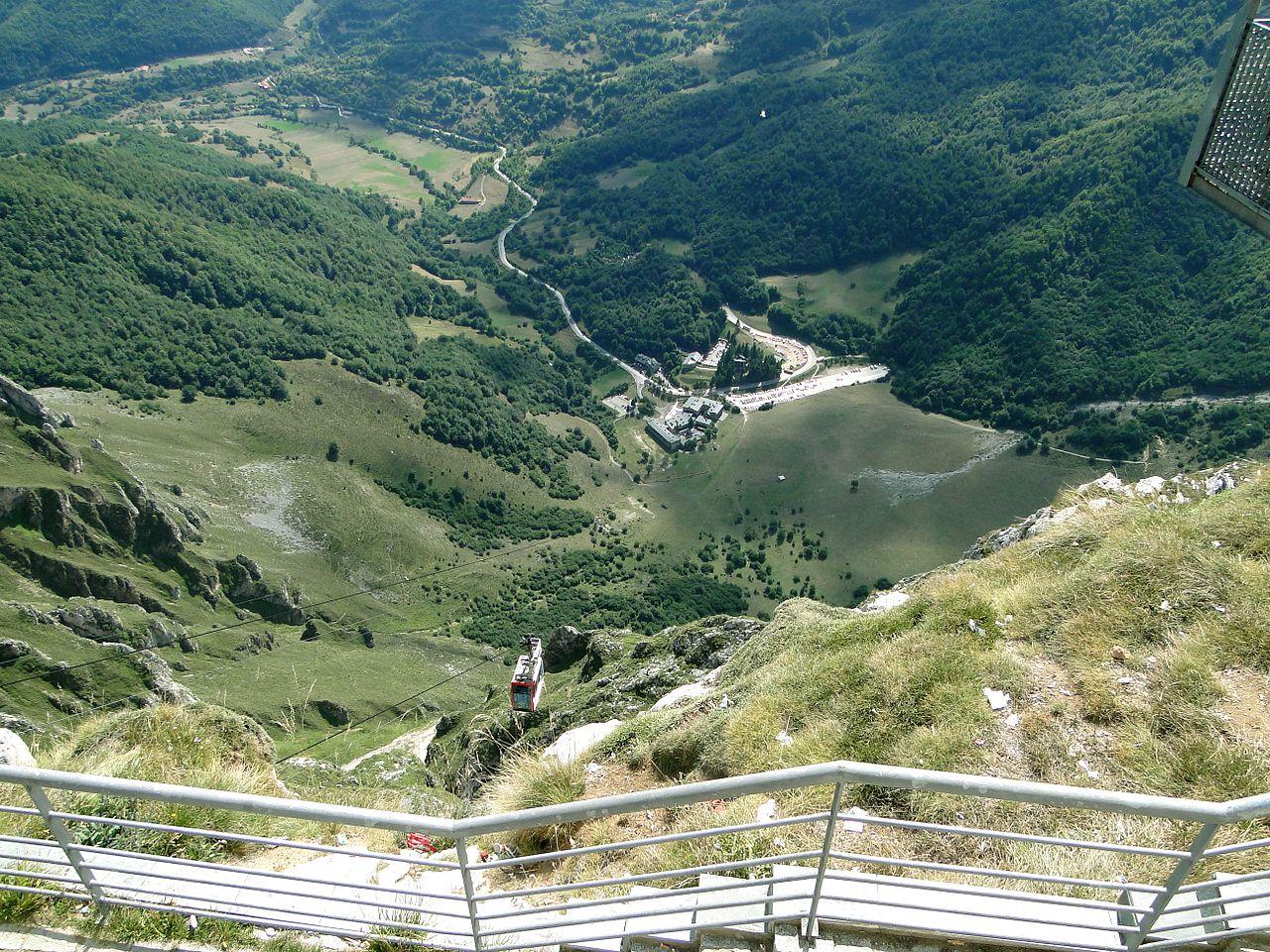 routes picos de europa fuentede