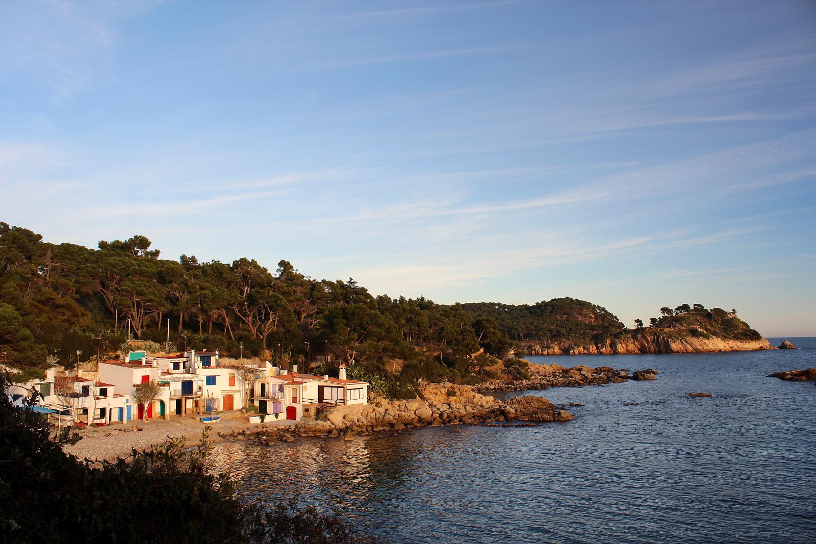 Spain's beaches catalonia