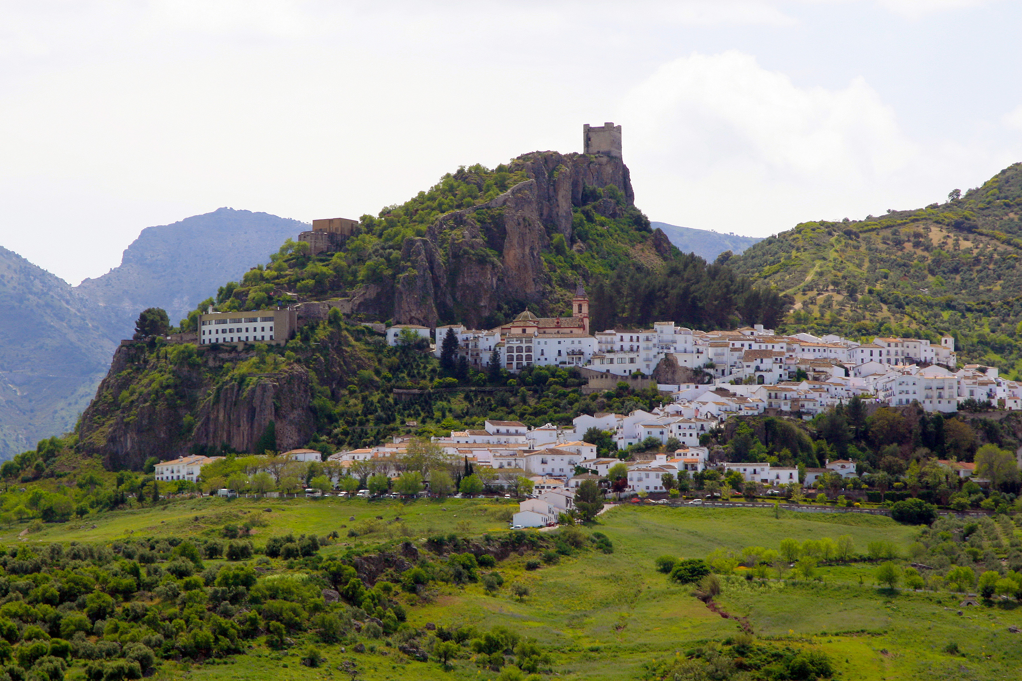 grazalema town
