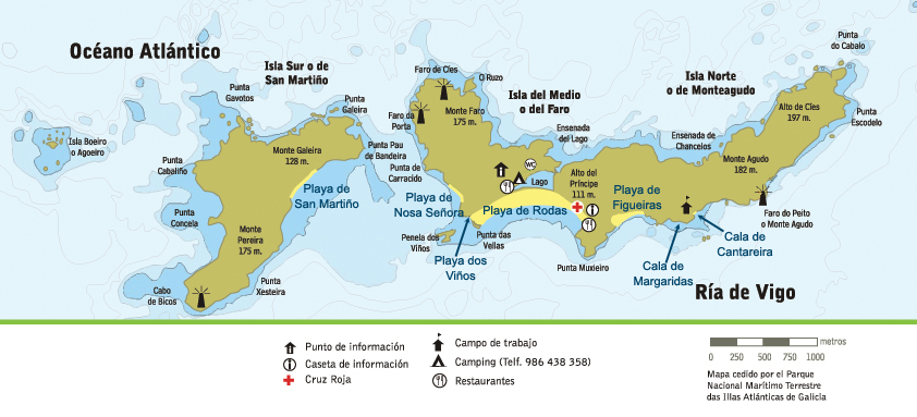map cies islands